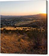Simi Valley  Canvas Print