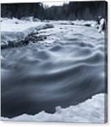 Similkameen River Canvas Print