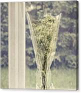 Simple Bouquet Canvas Print