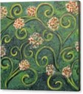 Simply De Vine Canvas Print