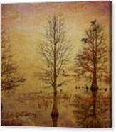 Simply Trees Canvas Print