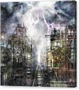 Sin City IIi Canvas Print
