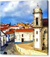 Sines Portugal Canvas Print