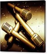 Sing Star Concert Canvas Print