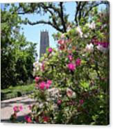Singing Bok Tower Canvas Print