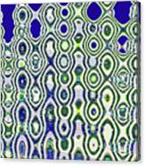 Single High Rise Abstract Phoenix Canvas Print
