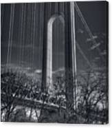 Single Tower Canvas Print