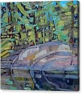 Singleton Granite Canvas Print