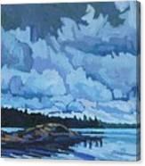 Singleton Islands Canvas Print