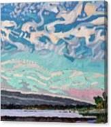 Singleton Storm Canvas Print