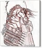 Sioux Wind Canvas Print