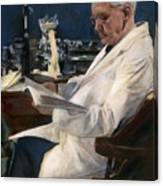 Sir Alexander Fleming Canvas Print