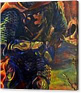 Sir Gaiwan Canvas Print