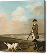 Sir John Nelthorpe Canvas Print