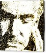 Sir Sean Canvas Print