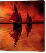 Siren Song Canvas Print