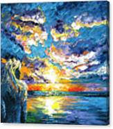 Siren's Dream Canvas Print