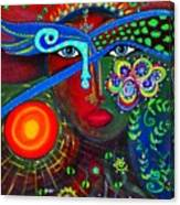 Sister Rainforest   Canvas Print