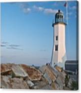 Situate Lighthouse Canvas Print