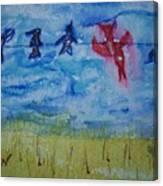 Situational Awareness Canvas Print