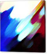Sivilia 12 Abstract Canvas Print