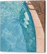 Six Feet Deep Canvas Print