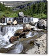 Siyeh Bend Going-to-the-sun Glacier National Park-5 Canvas Print