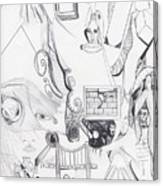Sjb-21 Canvas Print