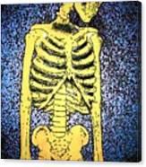 Skeletoon Canvas Print