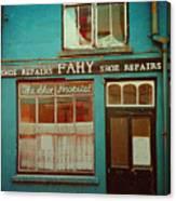 Skibbereen Shop Front Canvas Print