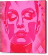 Skin Deep Series, Pinks Canvas Print