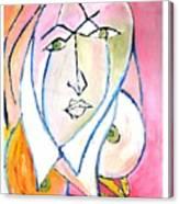 Skinning.2010. Canvas Print