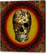 Skullgear Canvas Print