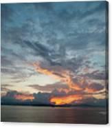 Peaceful Sky #2 Canvas Print