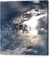 Sky Bright Canvas Print