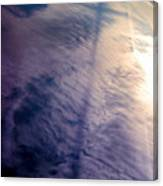 Sky Cross Canvas Print