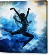 Sky Dancer 1 Canvas Print