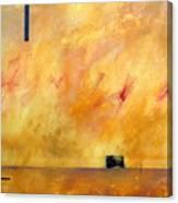 Sky Dancers Canvas Print