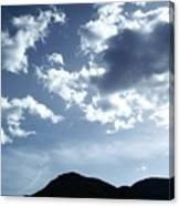 Sky Over Arizona Canvas Print