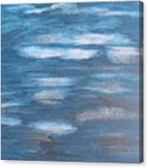 Sky Sketch Canvas Print