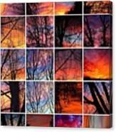 Sky Tunes Canvas Print