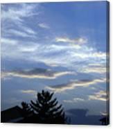 Sky4 Canvas Print