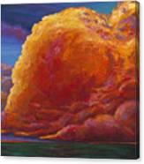 Skydance Canvas Print