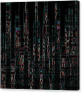 Skyline 4 Canvas Print