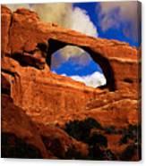 Skyline Arch Canvas Print