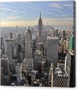Skyline New York City  Canvas Print