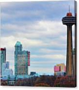 Skyline Niagara Canvas Print
