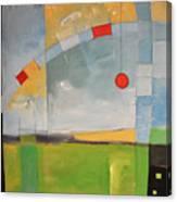 Skyride Canvas Print