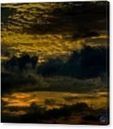 Skysnap Canvas Print