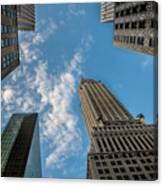 Skytops Manhattan Canvas Print